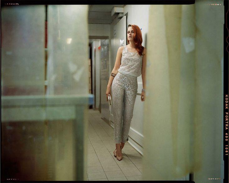 Kristen Stewart by Benoit Peverelli for Madame Figaro, June 2014