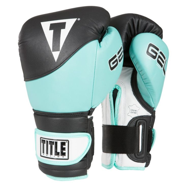TITLE GEL SUSPENSE V2T TRAINING GLOVES