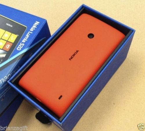 NOKIA #LUMIA 520 SMARTPHONE Windows 8 GARANZIA ITALIA