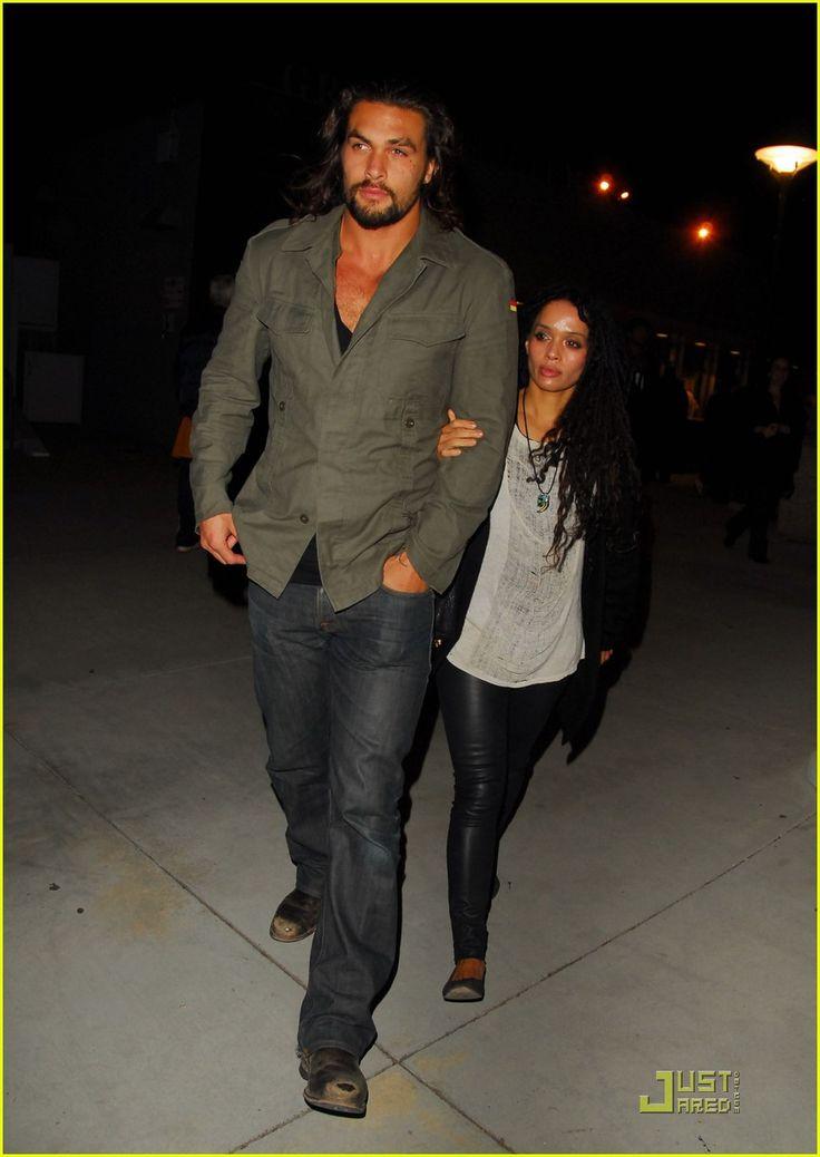 Jason Momoa & Lisa Bonet: Ray LaMontagne Mates