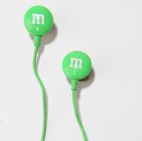 It's always better to be the Green M&M.