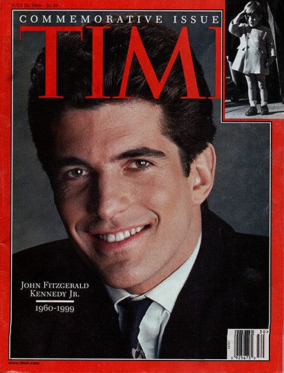 Time Magazine July 26, 1999 JFK John F Kennedy Jr Special Issue