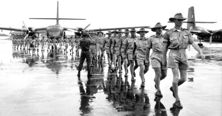 Remembering Australia's Part In The Vietnam War