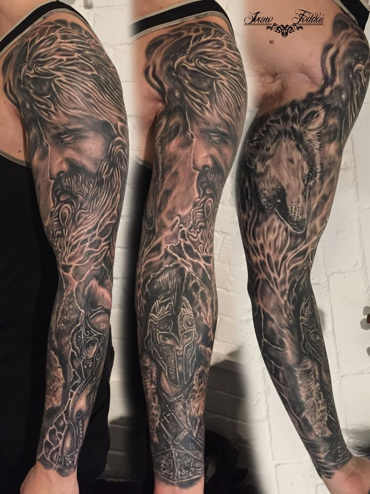679 best tattoo mix 2 images on pinterest tattoo studio for How to blend tattoos into a sleeve