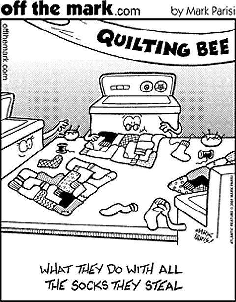 quilting humor