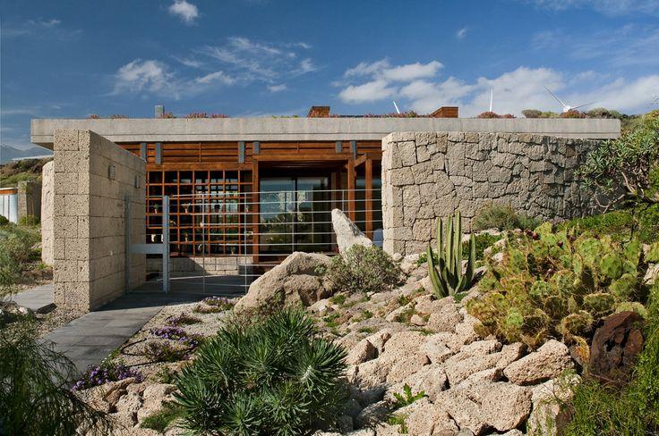 Gallery - Bioclimatic Dwelling in Tenerife / Ruiz Larrea y Asociados - 3