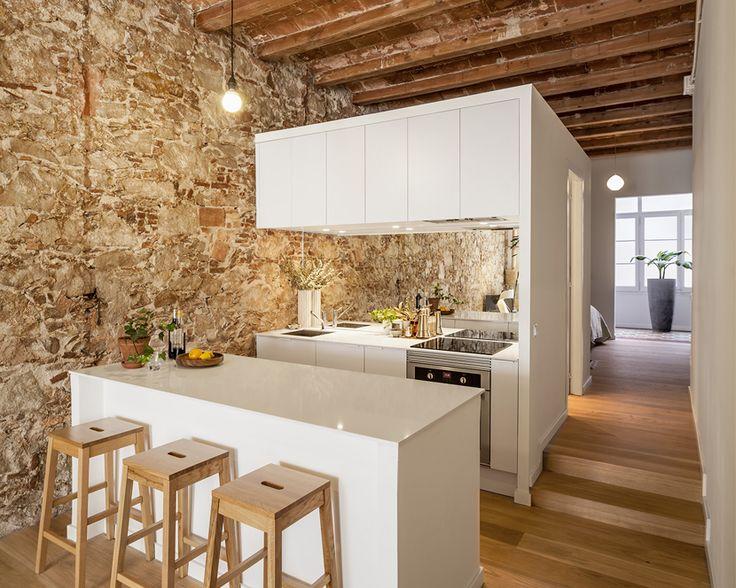 Sergi Pons arquitectes ha remodelado un departamento