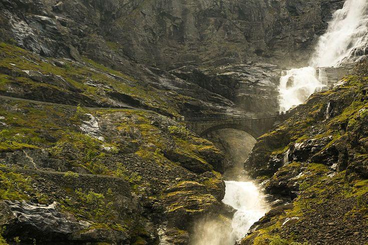 A Bridge In Norway