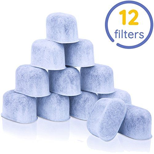 12-Pack HIGH QUALITY Charcoal Water Filters for Keurig Coffee Machines by GoodCups -- See this great product.