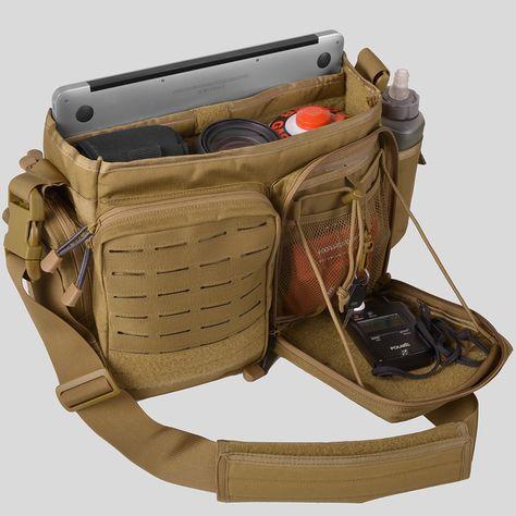 Tactical Messenger Bag - Direct Action® Advanced Tactical Gear