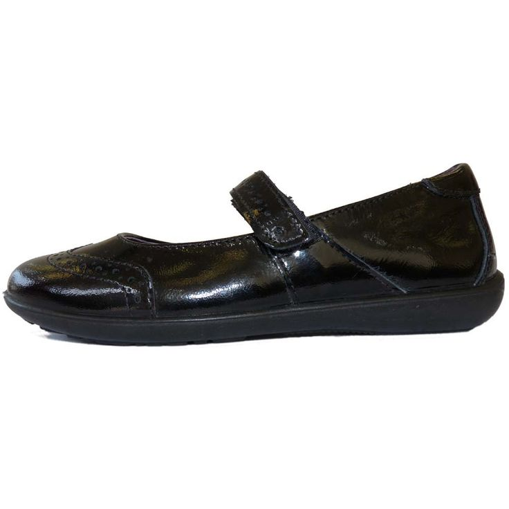girls black leather shoes | › Girls Shoes › Ricosta › Ricosta Girls Black Patent Leather ...