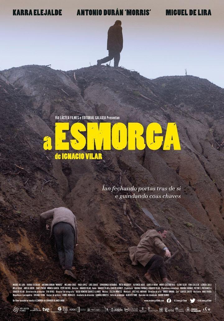 A esmorga (2014) Galicia. Dir.: Ignacio Vilar. Drama. Drogas - DVD CINE