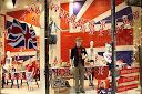 Diamond Jubilee, London - Visual Merchandising