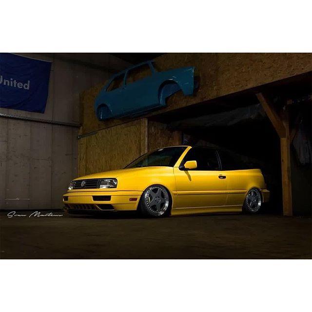 #mulpix #cabby #mk3 #welovetoride #golf #burnallthemk3s #mk3madness #Volkswagen #ozfutura #ozwheels #cabrio #golfmk3