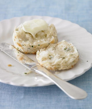 Cheddar and Chive Buttermilk Biscuits | Recipe