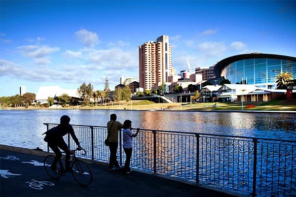 #Adelaide © SATC