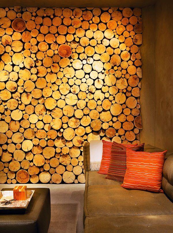 A madeira sempre esteve presente nos móveis ou em peças decorativas, ainda é o material mais certeiro e querido nas casas. E sempre é bom descobrir novas possibilidades de decoração, ainda mais com…