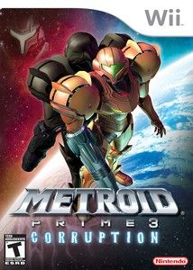 Metroid Prime 3 Corruption - Nintendo Wii Game Includes Nintendo Wii original game disc in case and may come with the original instruction manual and cover art when available. All Nintendo Wii games a