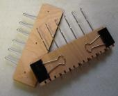 machine knitting tools including the seed switcher fix it tool