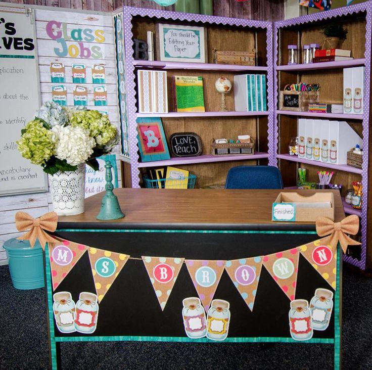 Classroom Decoration Ideas Forjaar ~ Best ideas about mason jar burlap on pinterest babys