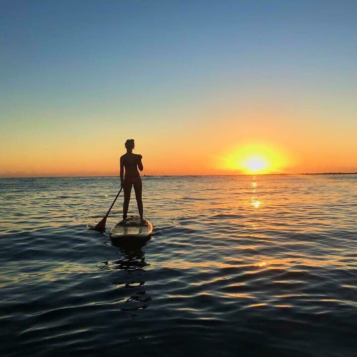 Sunrise at Toowoon Bay, Central Coast NSW. #sunrise #toowoonbay #centralcoastnsw #newsouthwales #sup