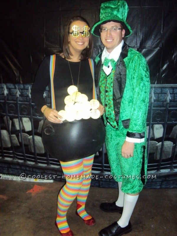 Original Pot O' Gold Costume ...This website is the Pinterest of costumes