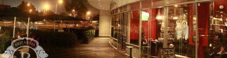 BRITANNIA | Top British Pub & Restaurant in #Bogota @PubBritannia #Colombia