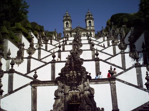 Bom Jesus de Braga - Braga