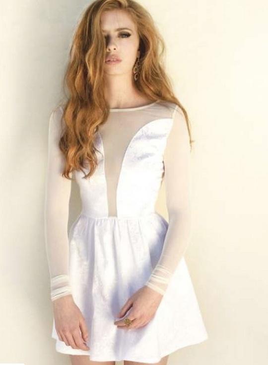THIS IS SO LANA DEL REY                  FL Casablanca Dress. $48