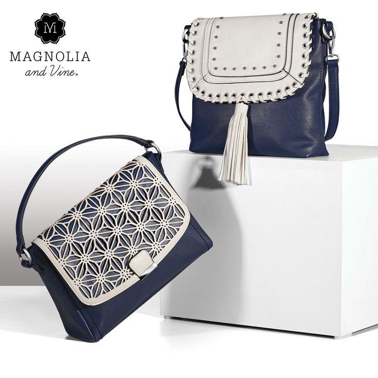 Meet the newest arrivals in our Versa collection -- a messenger-style design we call the Journey Crossbody, plus a classic spring hue (navy blue). You'll love the fresh Accents, too. From fringed to floral. Explore the options by contacting me at 1-855-593-7848 or visit www.SparkleSnaps.com