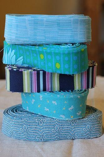 4 ways to machine bind a quilt