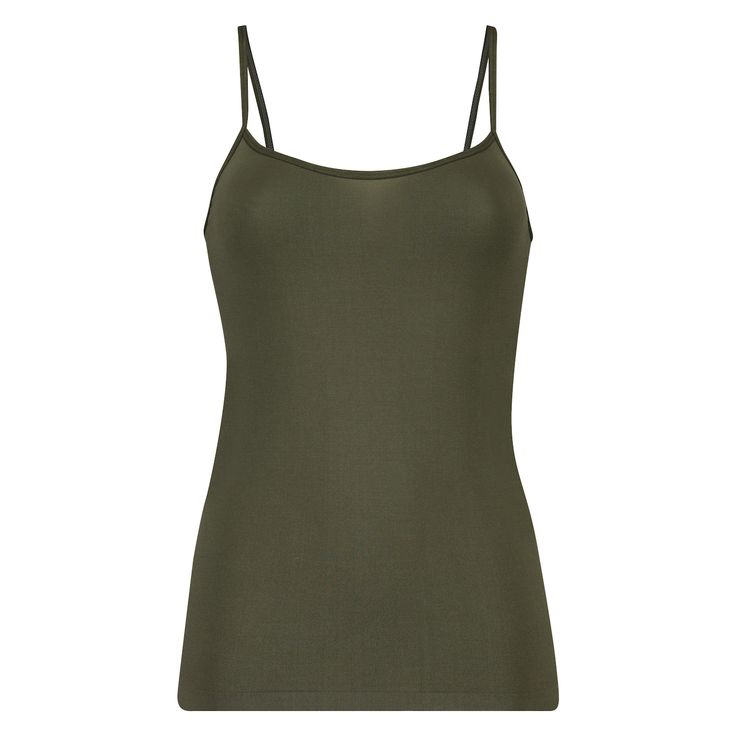 This top is seamless so it fits your body like a second skin and will not show under clothes.