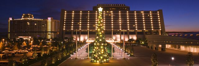 "Disney Countdown to Midnight – A New Year's Eve Celebration"" at Disney's Contemporary Resort."