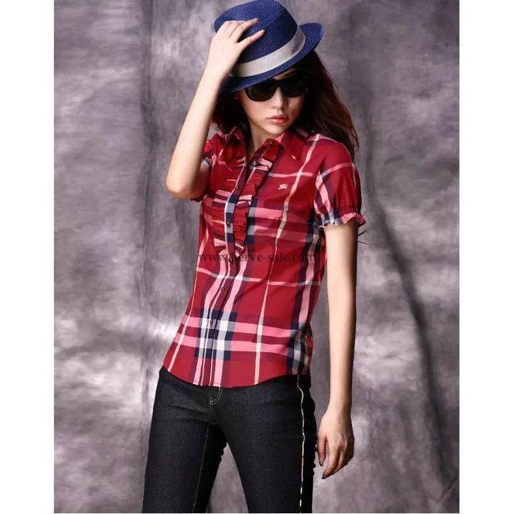 Burberry Women S-2XL Shirt 2014-2015 BWS205