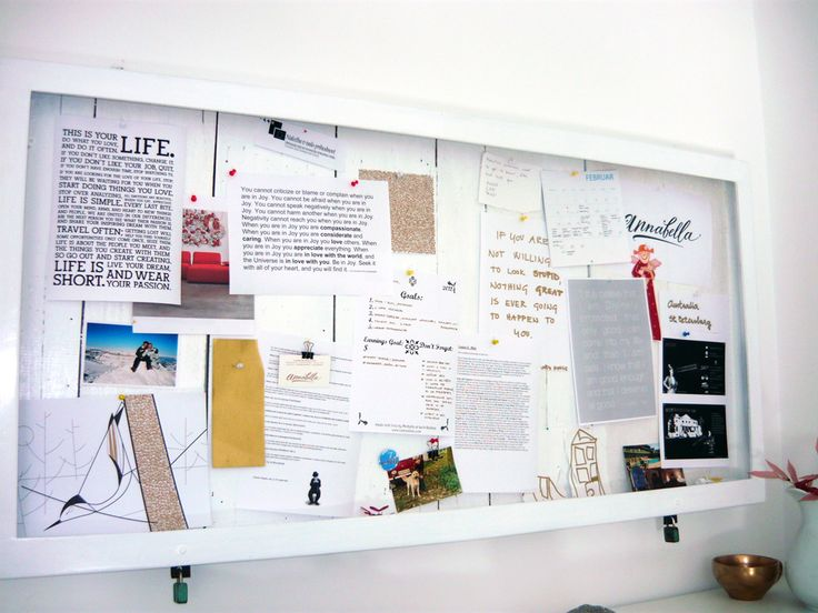 vision board inspiration