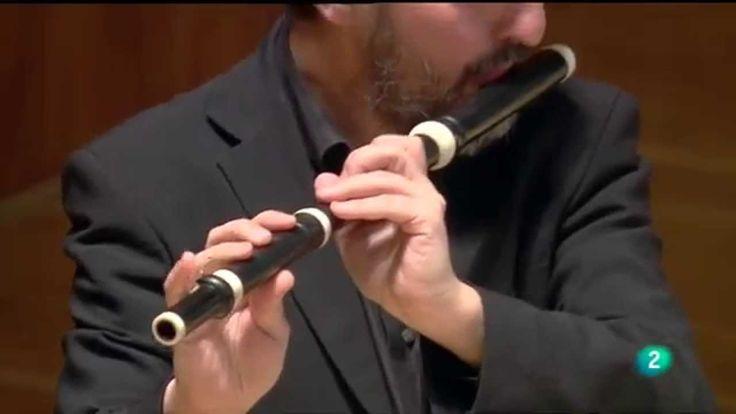 Domenico Scarlatti Sonata in e K81 by Silvia Márquez & La Tempestad