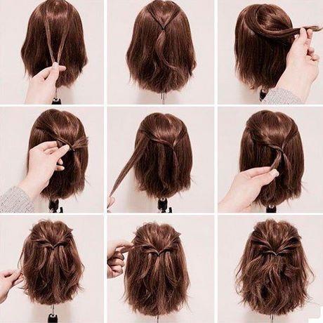 Einfache Aktualisierungen für kurze Haare #aktualisierungen #einfache #haare