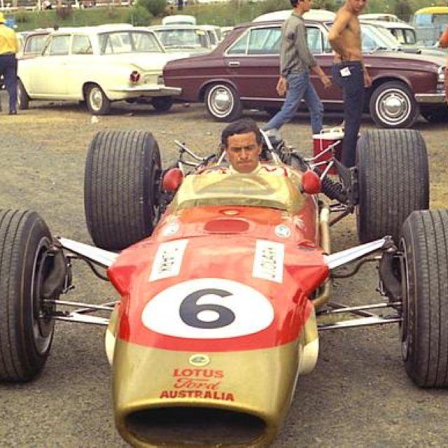 Jim Clark at Lotus