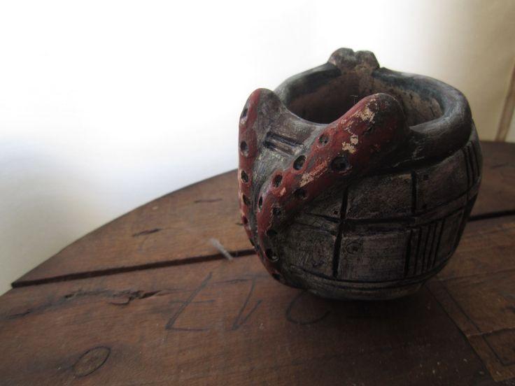matepulpometal# Pieza cerámica, 2015 -