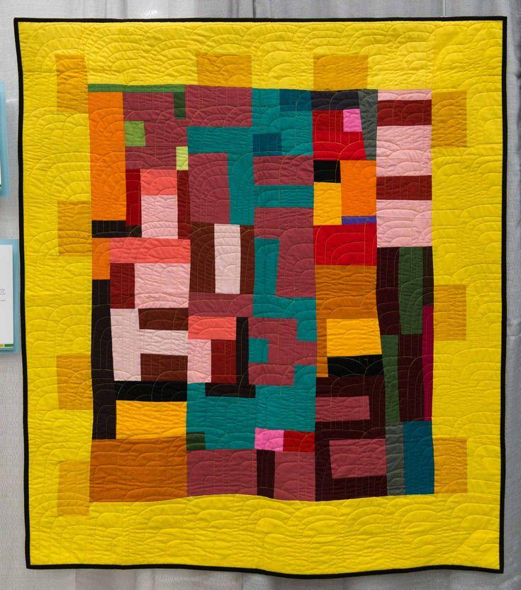 180 best contemporary quilts, textiles images on Pinterest ... : san diego modern quilt guild - Adamdwight.com