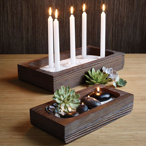Pinewood sand display tray decoraci n pinterest for Cosas de casa decoracion