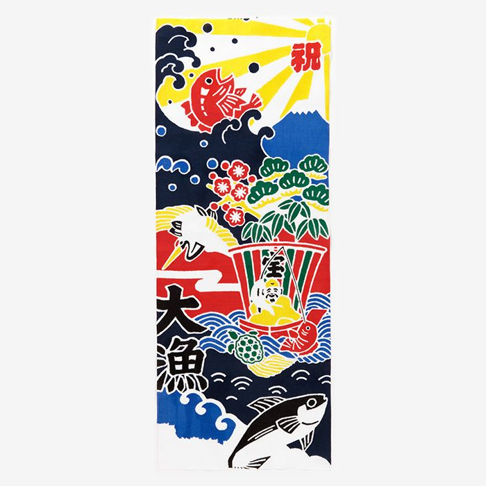 Tenugui Towel Tairyo : SOU • SOU US Online Store