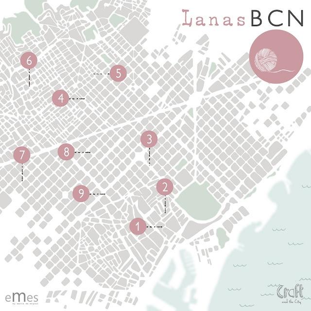 Recopilación actualizada de tiendas de lanas en Barcelona