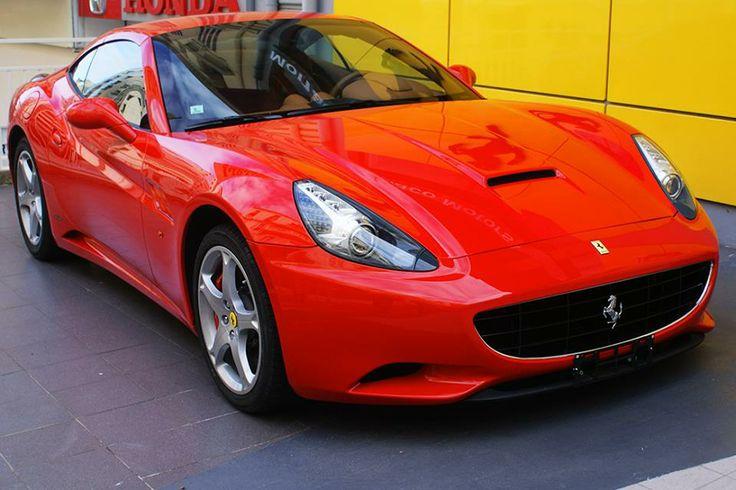 Supercar Experiences - Ferrari