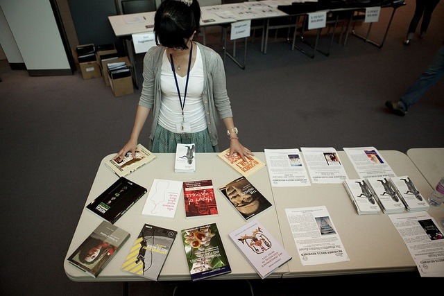 The Centre for Anthropology (British Museum) has one of the biggest anthropology library collections in Britain.
