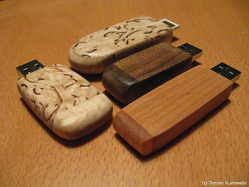 ~Tommi Nummelin, USB-Memory Sticks~