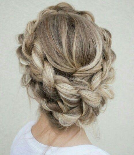 Hopefully do my hair like this ;)