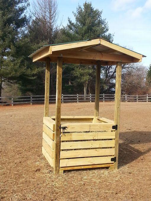 1000+ ideas about Horse Feeder on Pinterest | Hay feeder ...