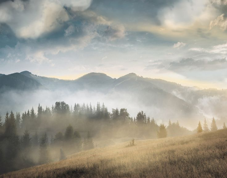 Amazing Mountain Landscape II.