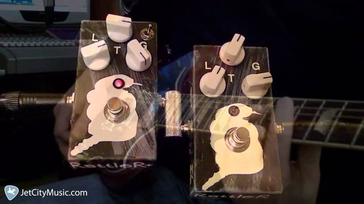 Jam Rattler Classic vs Rattler Plus review from jetcitymusic.com back in 2012!! #jampedals